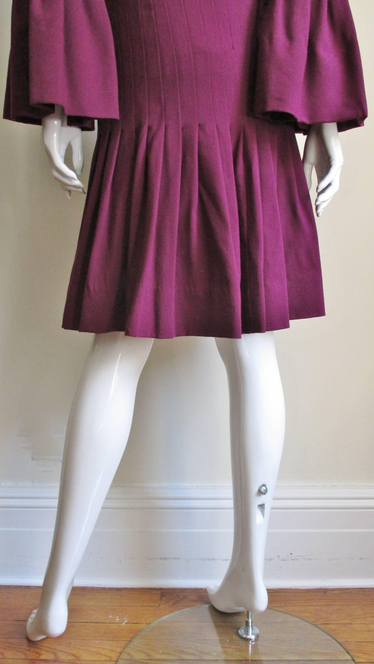 Pierre Cardin 1960's Seamed Dress 8