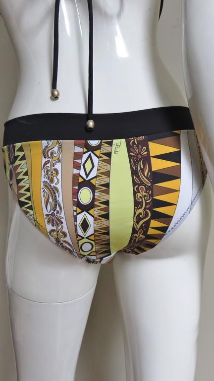 111caa9b24e44 New Emilio Pucci Monokini Swimsuit For Sale 3
