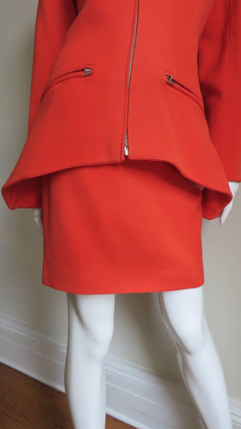 Claude Montana New Skirt Suit  For Sale 1