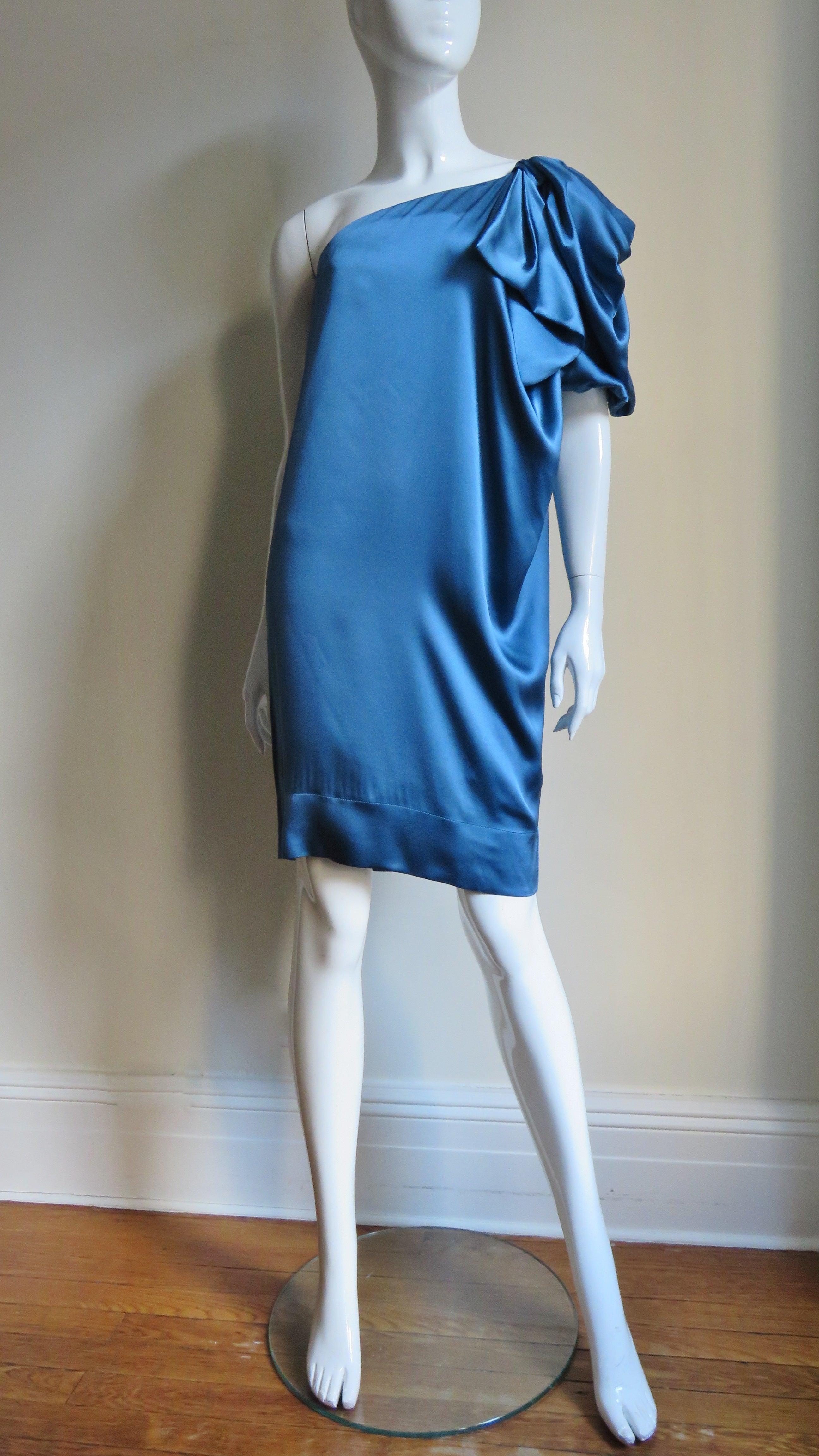 8ff8427f2eb2 Stella McCartney One Sleeve Dress at 1stdibs
