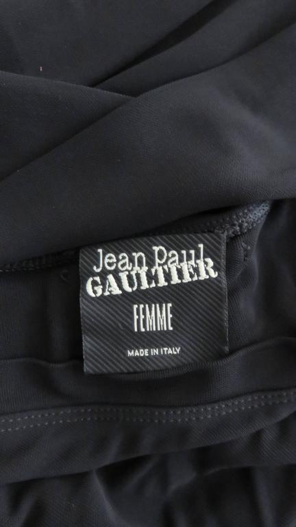 Jean Paul Gaultier Maxi Dress 9