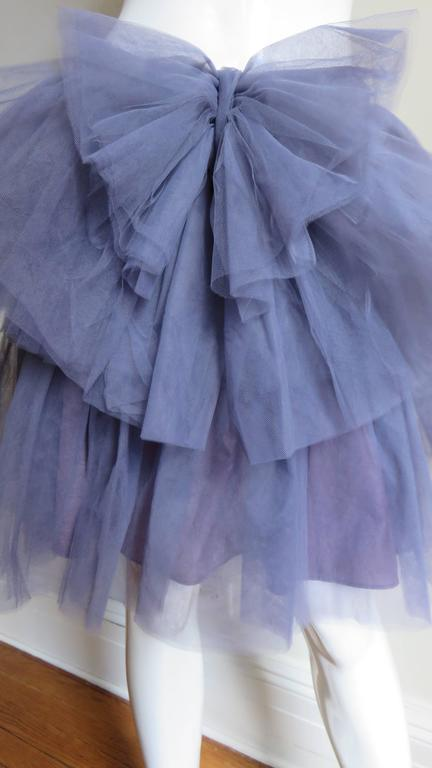 Valentino Tutu Skirt In Excellent Condition In Watermill, NY