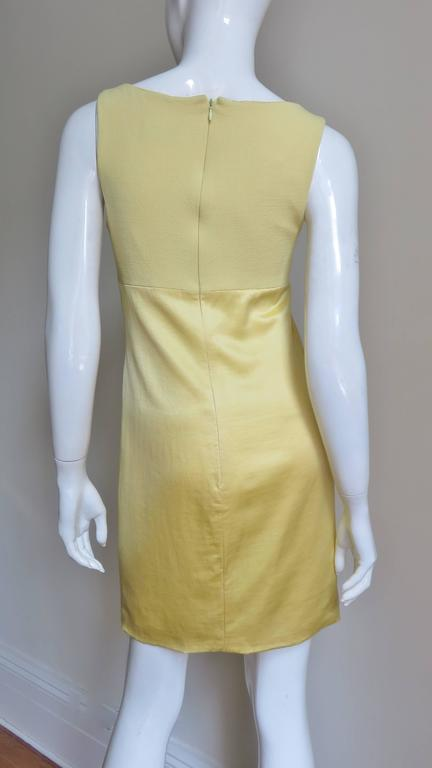 Gianni Versace Silk Dress and Jacket For Sale 7
