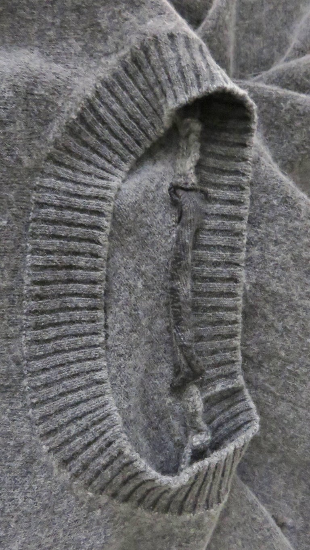 Comme des Garcons Vintage Distressed Sweater 10