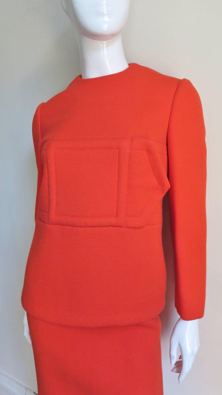 1960's Geoffrey Beene Skirt & Jacket 2