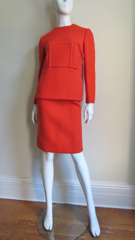 1960's Geoffrey Beene Skirt & Jacket 7