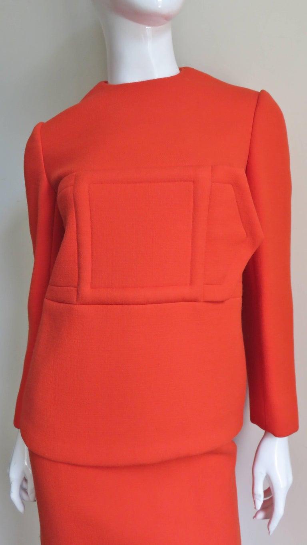 1960's Geoffrey Beene Skirt & Jacket 3