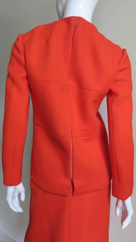 1960's Geoffrey Beene Skirt & Jacket 8