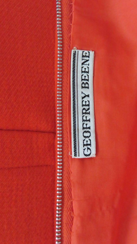 1960's Geoffrey Beene Skirt & Jacket 10