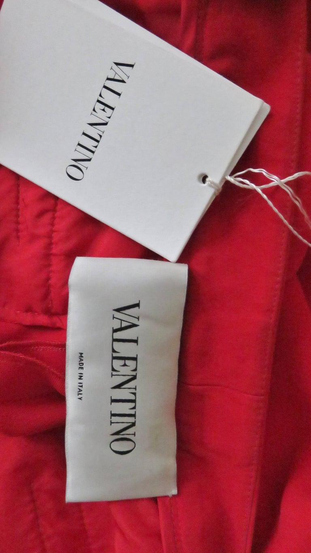 Valentino Plunge Halter Jumpsuit For Sale 5