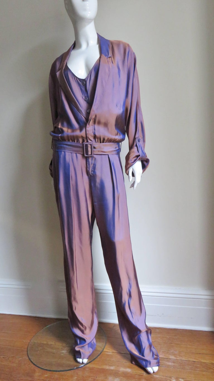2000s Gucci Layered Jumpsuit 5