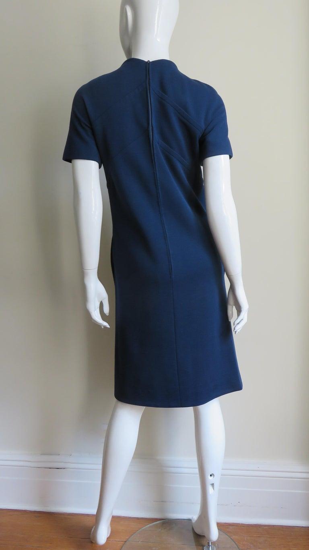 Pauline Trigere 1960s Dress and Hood For Sale 12