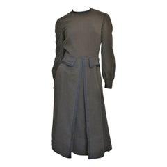 1970s Geoffrey Beene Dress