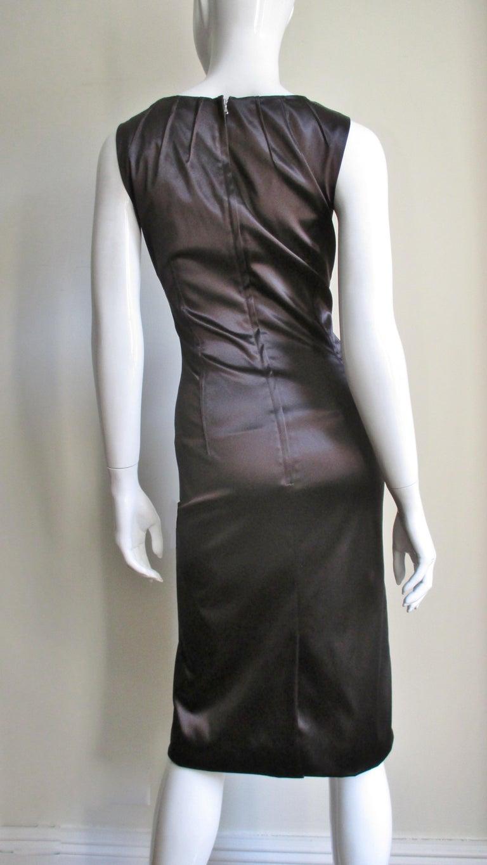 Dolce & Gabbana Dart Detail Bodycon Dress For Sale 3