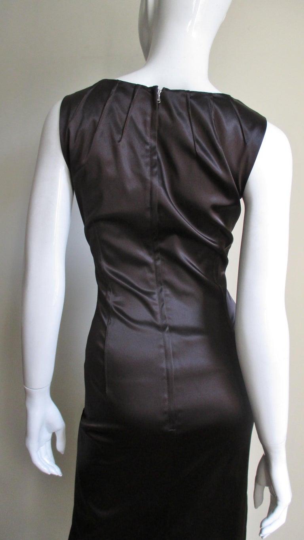 Dolce & Gabbana Dart Detail Bodycon Dress For Sale 4