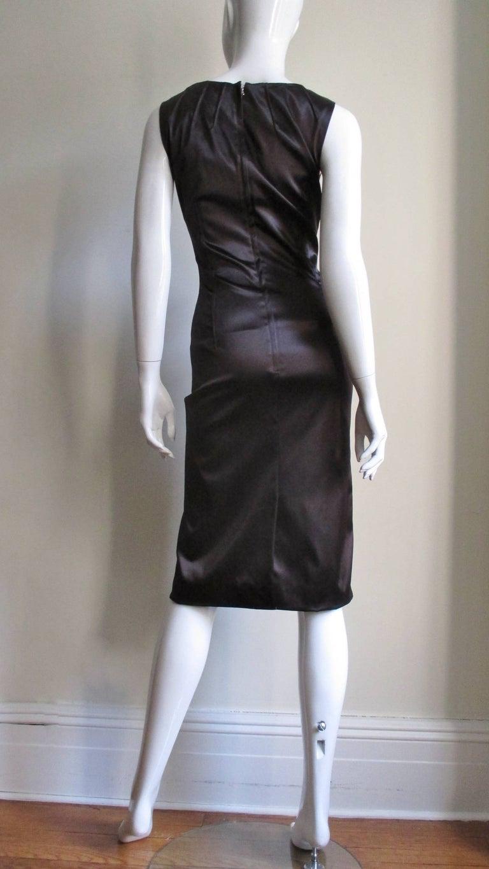 Dolce & Gabbana Dart Detail Bodycon Dress For Sale 5