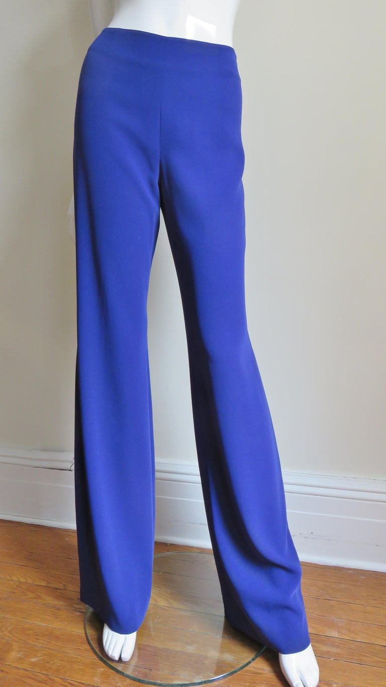 Thierry Mugler New Pants and Jacket with a Removable Sleeve For Sale 3