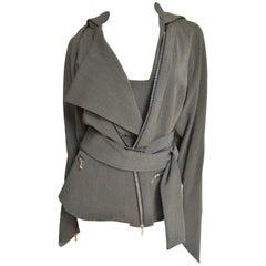 Vivienne Westwood Convertible Bondage Jacket Cape