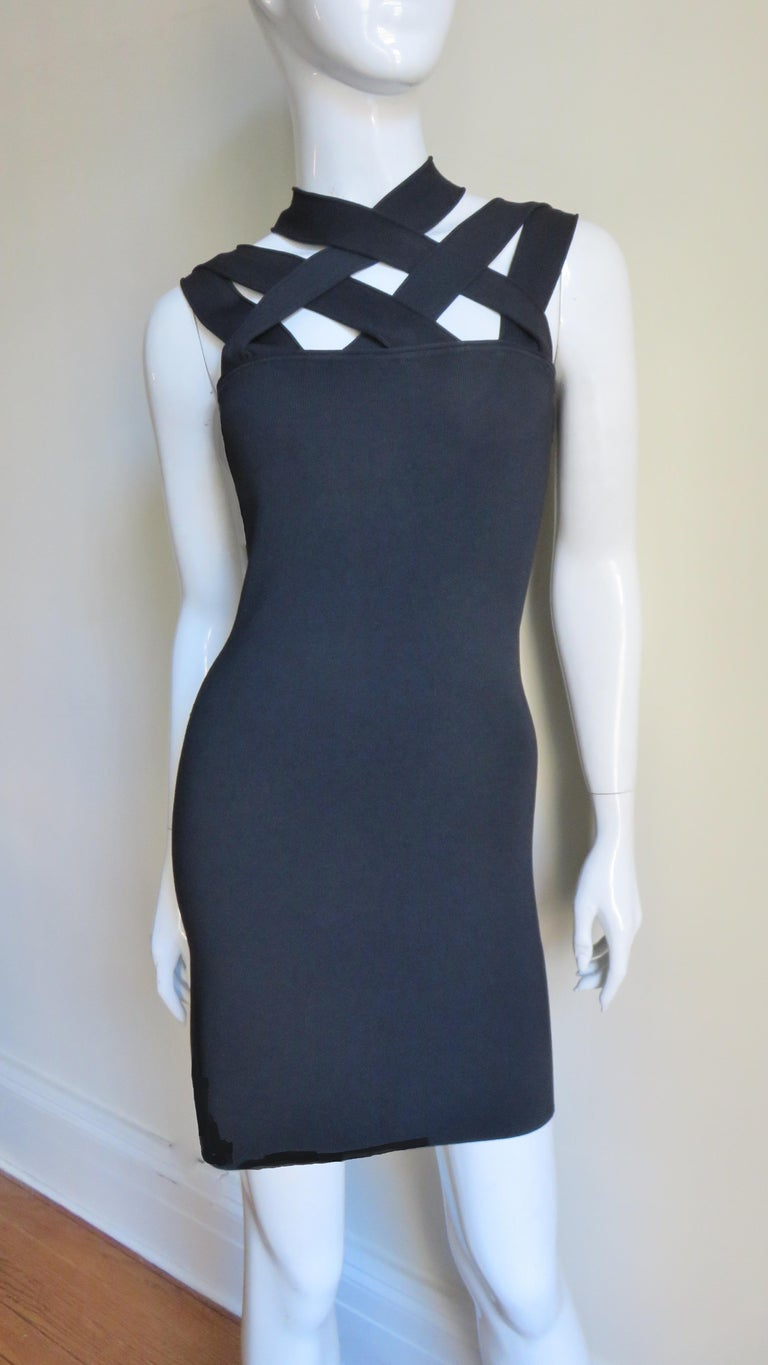 Givenchy Bodycon Bandage Dress For Sale 2