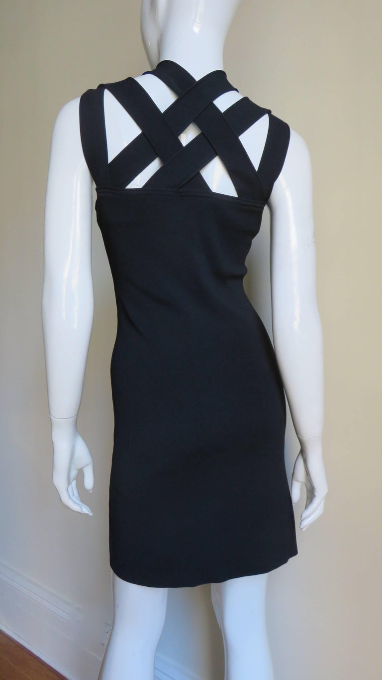 Givenchy Bodycon Bandage Dress For Sale 4