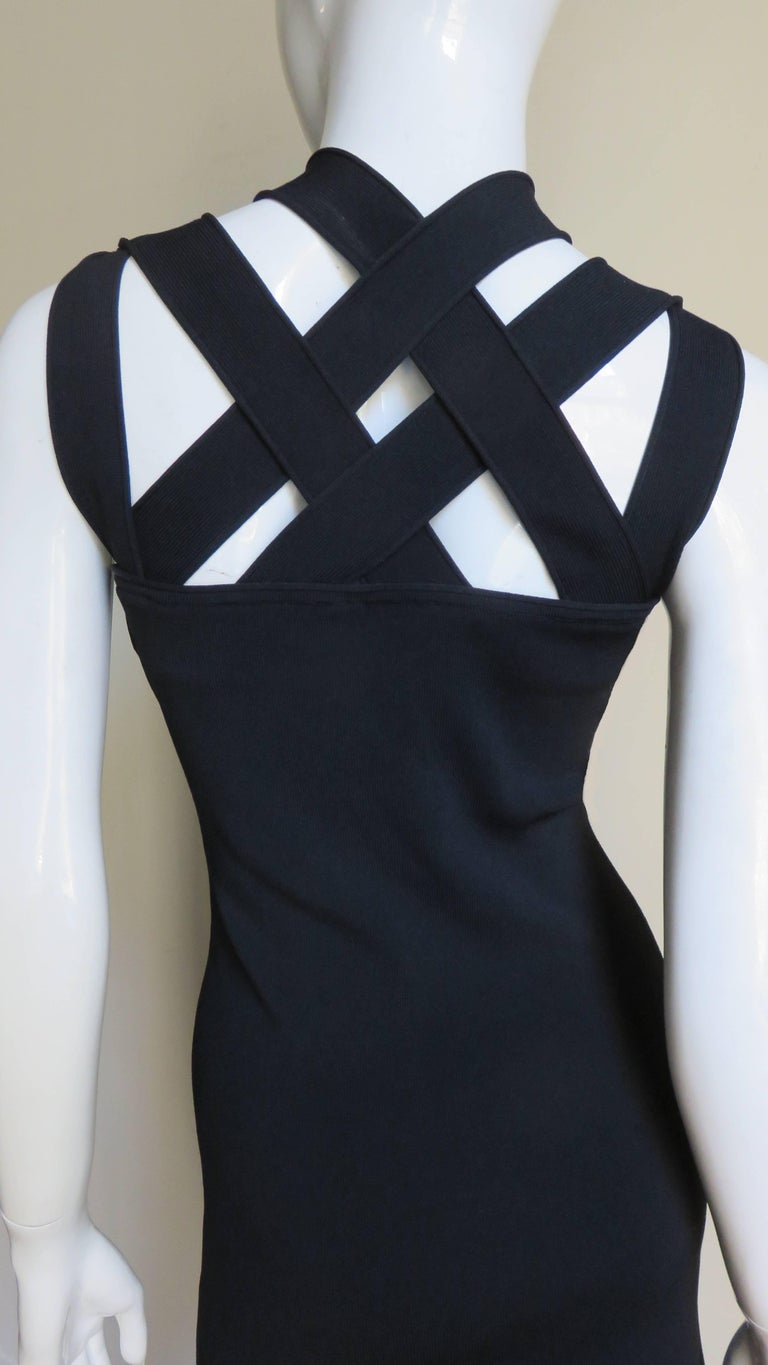 Givenchy Bodycon Bandage Dress For Sale 5
