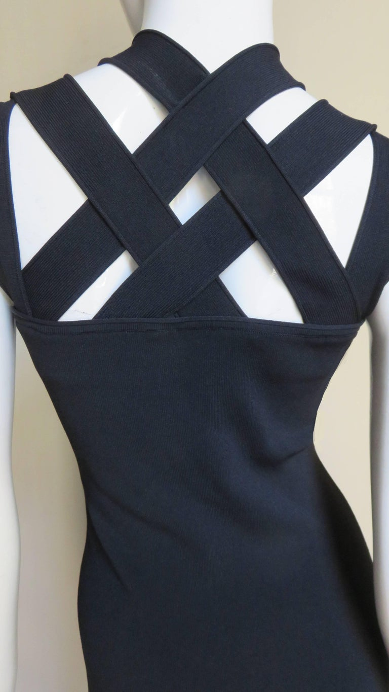 Givenchy Bodycon Bandage Dress For Sale 6