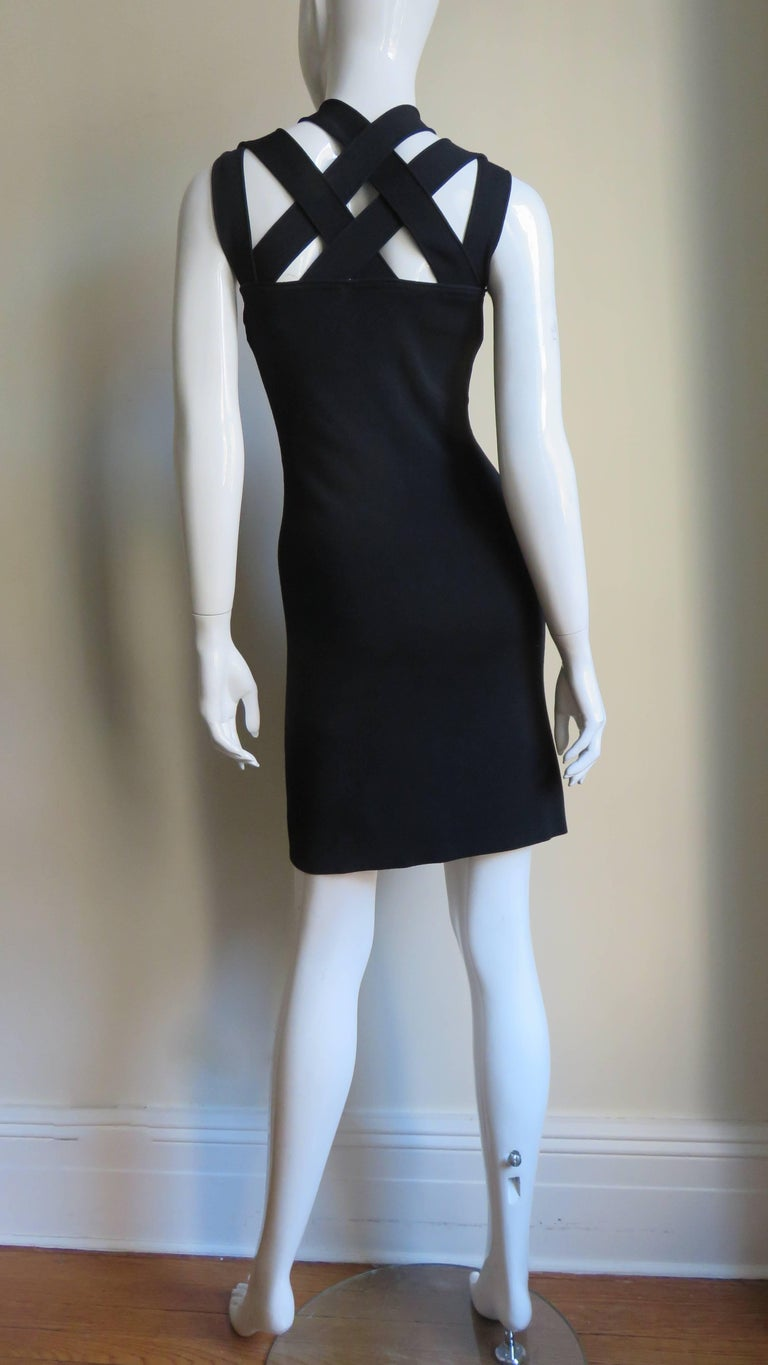 Givenchy Bodycon Bandage Dress For Sale 7