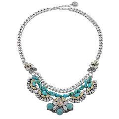 Anton Heunis Turquoise Necklace