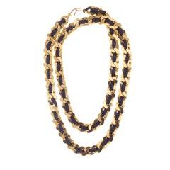 Vintage Christian Lacroix Gold Chain