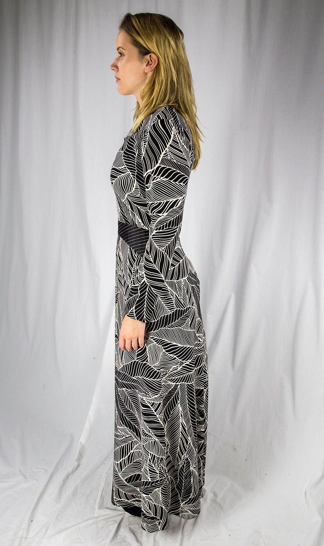 Rare Geoffrey Beene Vintage Designer Maxi Dress C1970s at ... - photo #41
