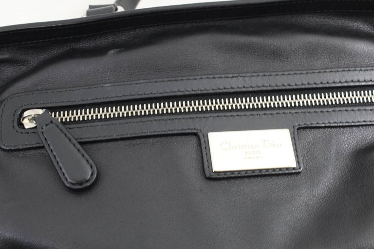2011 Christian Dior Limited Edition by Anselm Reyle Coated Canvas  Bag  In Good Condition For Sale In Paris, FR