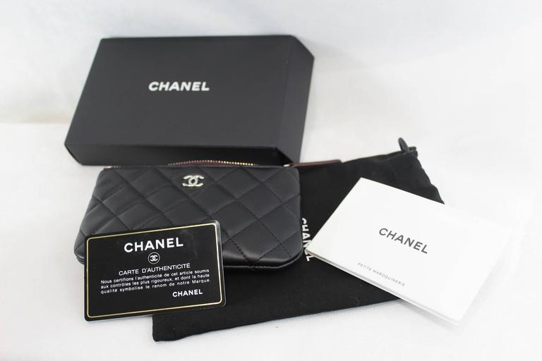 5264b72f Sold out Full Set Chanel Small Black Coin Purse