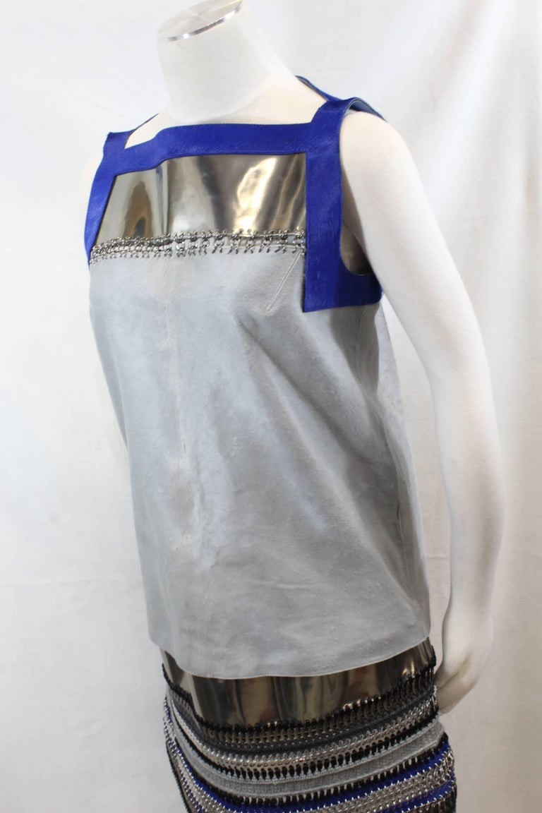 Paco Rabanne Dress  In Excellent Condition For Sale In Paris, FR