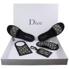 Dior Monogram Canvas Travel Kit