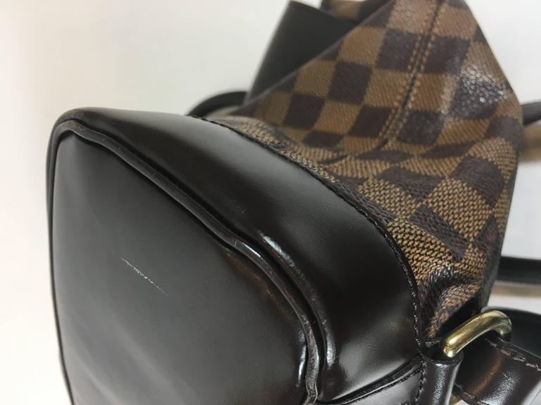 Soho Damier Backpack 8