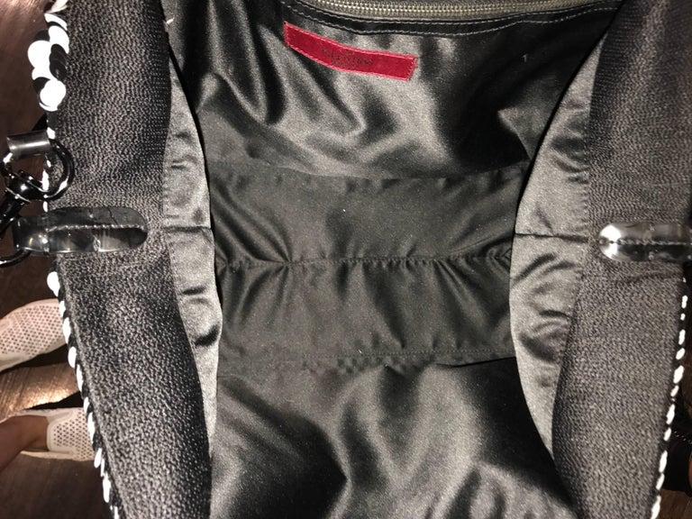 f874e9447d3f43 Women's or Men's Ricamo Macro Paillettes Sequin Tote For Sale