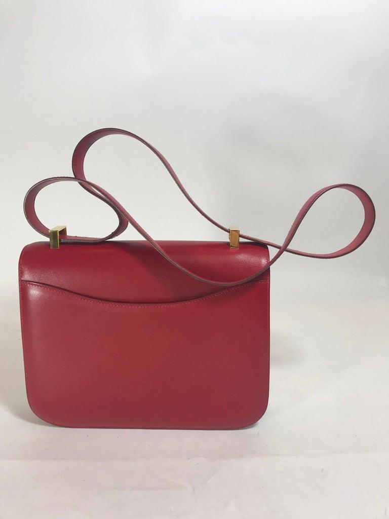 Brown Hermès Constance 24 Bag For Sale