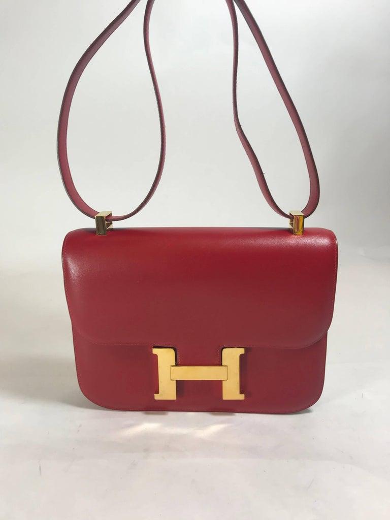 Hermès Constance 24 Bag For Sale 2