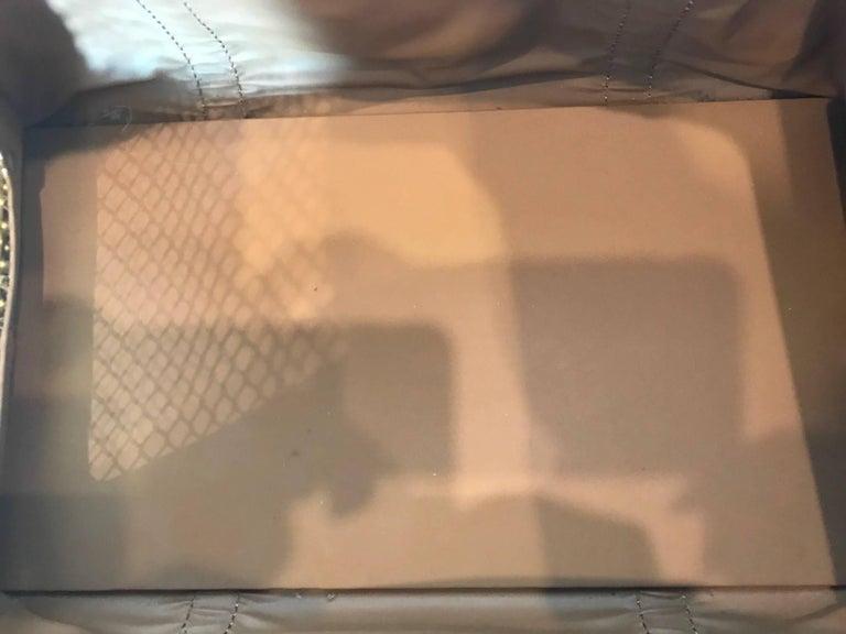 Louis Vuitton Dog Carrier Monogram Canvas 40 For Sale 9