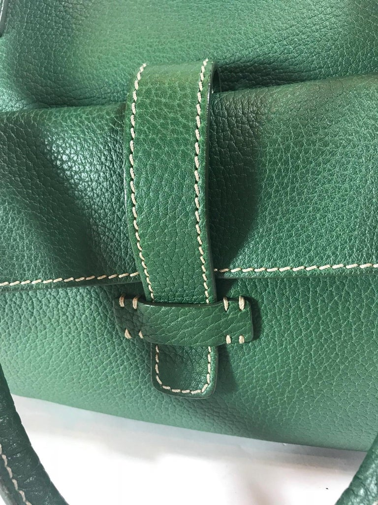 Loro Piana Medium Globe Bag For Sale 1