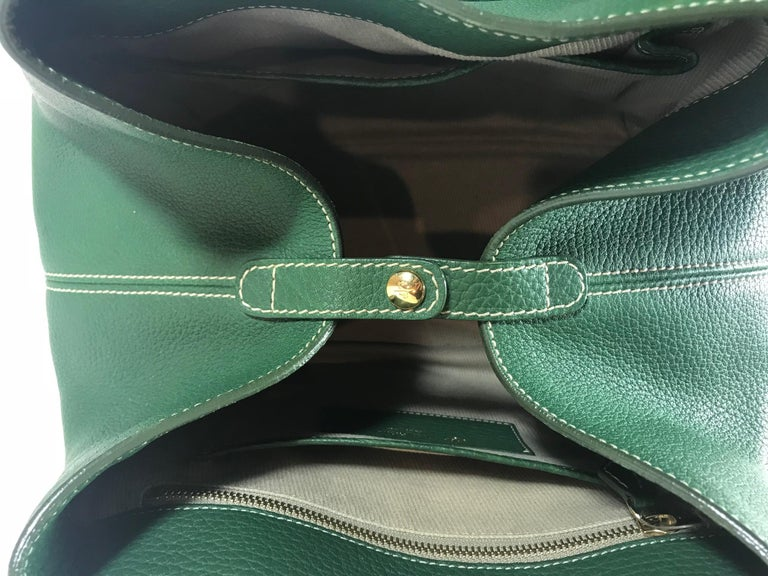 Loro Piana Medium Globe Bag For Sale 6