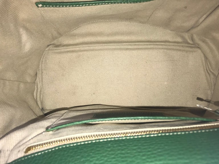 Loro Piana Medium Globe Bag For Sale 7