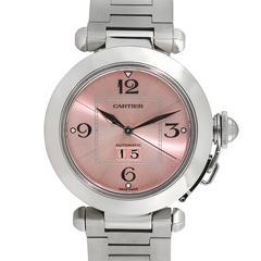 Cartier Pasha C Big Date, Unisex Wristwatch, Ref 2475, Circa 2000