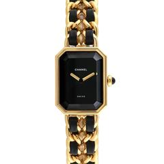 Chanel Premiere, Ladies Wristwatch, Ref H0001, Circa 1980