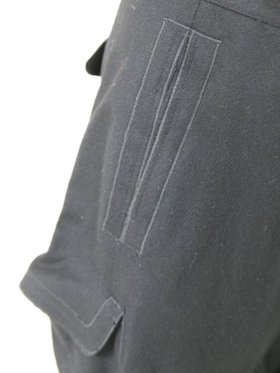 Yves Saint Laurent Rive Gauche Knickerbockers Gaucho Trouser Pants 7