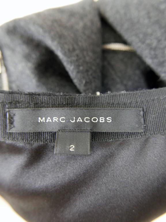MARC JACOBS Zipper Mini Skirt For Sale 1