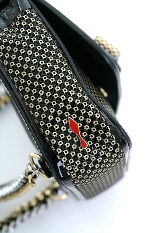 Christian Louboutin Sweet Charity Backpack Crystal Embellished Mini 4
