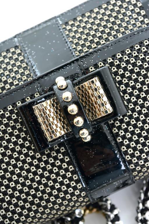 Christian Louboutin Sweet Charity Backpack Crystal Embellished Mini 6