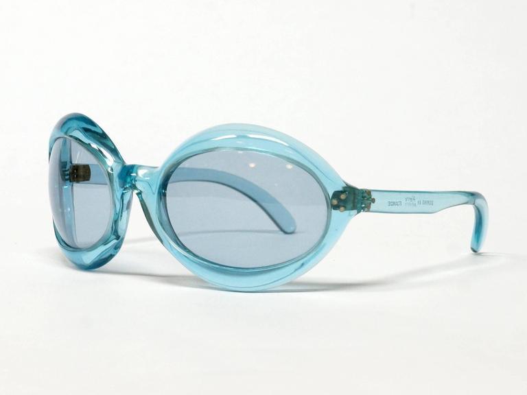 1960s Pierre Marly sunglasses model Domino 2