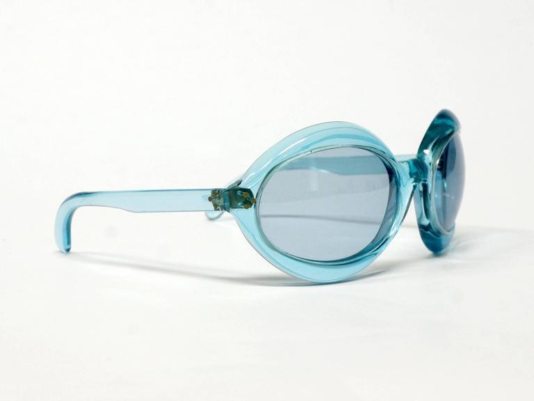 1960s Pierre Marly sunglasses model Domino 3